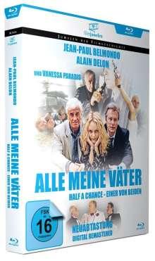Alle meine Väter (Blu-ray), Blu-ray Disc