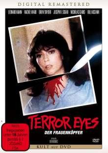 Terror Eyes, DVD