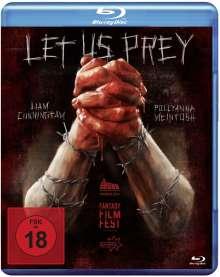 Let Us Prey (Blu-ray), Blu-ray Disc