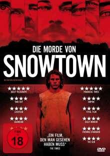 Die Morde von Snowtown, DVD