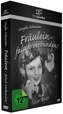 Fräulein - falsch verbunden!, DVD