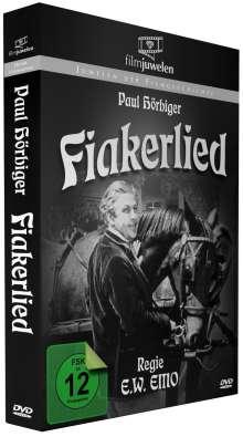 Fiakerlied, DVD