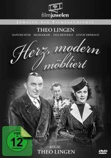 Herz - modern möbliert, DVD