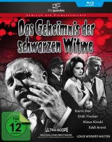 Das Geheimnis der schwarzen Witwe (Blu-ray), Blu-ray Disc