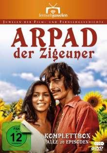 Arpad, der Zigeuner (Komplette Serie), 4 DVDs
