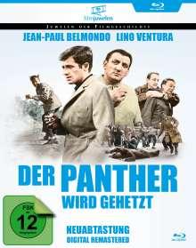 Der Panther wird gehetzt (Blu-ray), Blu-ray Disc