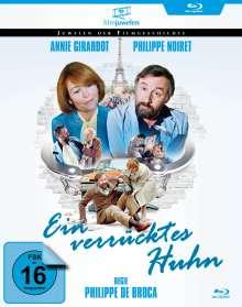 Ein verrücktes Huhn (Blu-ray), Blu-ray Disc