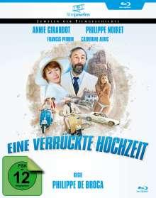 Eine verrückte Hochzeit! (Blu-ray), Blu-ray Disc