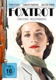 Foxtrot - Tödliches Inselparadies, DVD