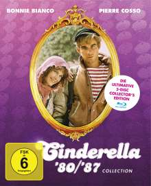 Cinderella '80/'87 Collection (Blu-ray), 2 Blu-ray Discs