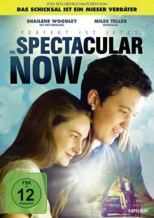 The Spectacular Now, DVD