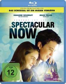 The Spectacular Now (Blu-ray), Blu-ray Disc