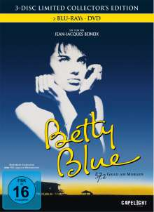 Betty Blue - 37,2 Grad am Morgen (Blu-ray & DVD im Mediabook)