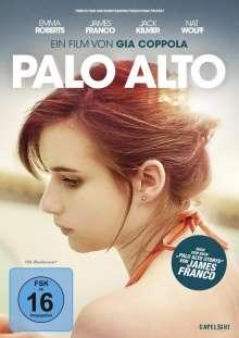 Palo Alto, DVD