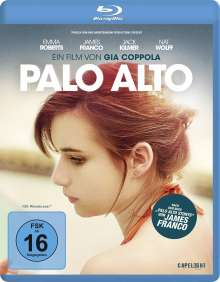 Palo Alto (Blu-ray), Blu-ray Disc