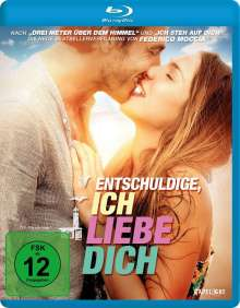 Entschuldige, ich liebe Dich! (Blu-ray), Blu-ray Disc