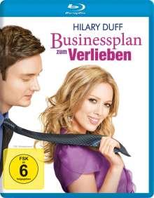 Businessplan zum Verlieben (Blu-ray), Blu-ray Disc