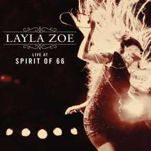 Layla Zoe: Live At Spirit Of 66, 2 CDs