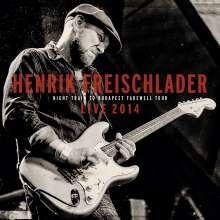 Henrik Freischlader: Live 2014, CD