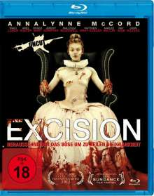 Excision (Blu-ray), Blu-ray Disc