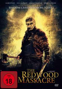 The Redwood Massacre, DVD