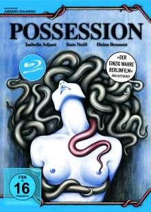 Possession (OmU) (Limited Edition) (Blu-ray), 1 Blu-ray Disc und 1 DVD