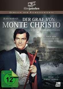 Der Graf von Monte Christo (1954), 2 DVDs