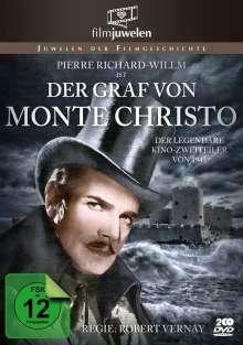 Der Graf von Monte Christo (1943), 2 DVDs