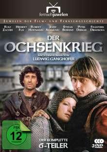 Der Ochsenkrieg 1-6, 3 DVDs