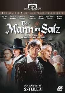 Der Mann im Salz, 2 DVDs