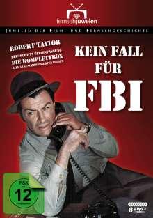 Kein Fall für FBI (Komplette Serie), 8 DVDs
