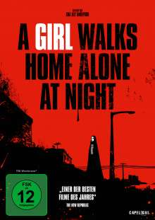 A Girl Walks Home Alone at Night, DVD