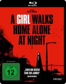 A Girl Walks Home Alone at Night (Blu-ray), Blu-ray Disc