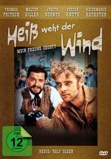 Heiß weht der Wind (Mein Freund Shorty), DVD