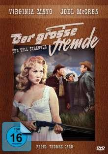 Der grosse Fremde, DVD