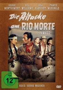 Die Attacke am Rio Morte, DVD