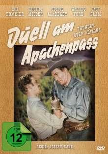 Duell am Apachenpass, DVD