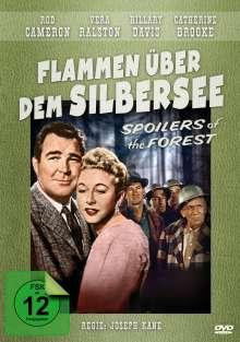 Flammen über dem Silbersee, DVD