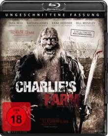 Charlie's Farm (Blu-ray), Blu-ray Disc