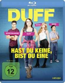 Duff - Hast du keine, bist du eine! (Blu-ray), Blu-ray Disc