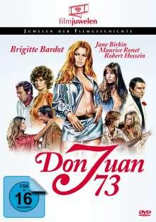 Don Juan 73, DVD