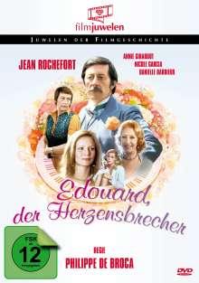 Edouard, der Herzensbrecher, DVD