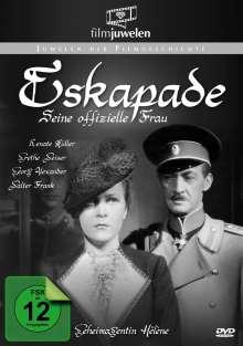 Eskapade, DVD