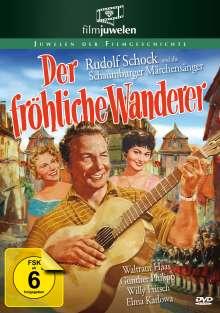 Der fröhliche Wanderer, DVD
