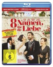 8 Namen für die Liebe (Blu-ray), Blu-ray Disc