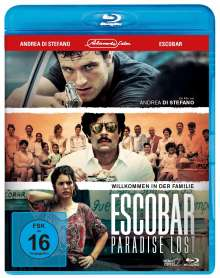 Escobar - Paradise Lost (Blu-ray), Blu-ray Disc