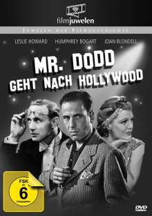 Mr. Dodd geht nach Hollywood, DVD