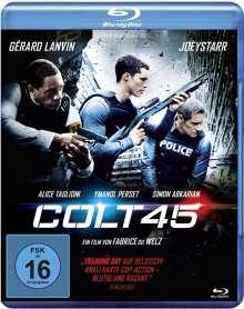 Colt 45 (Blu-ray), Blu-ray Disc