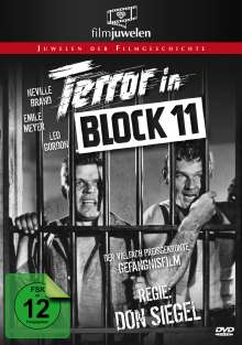 Terror in Block 11, DVD