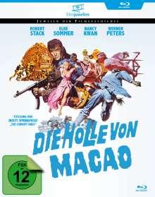 Die Hölle von Macao (Blu-ray), Blu-ray Disc
